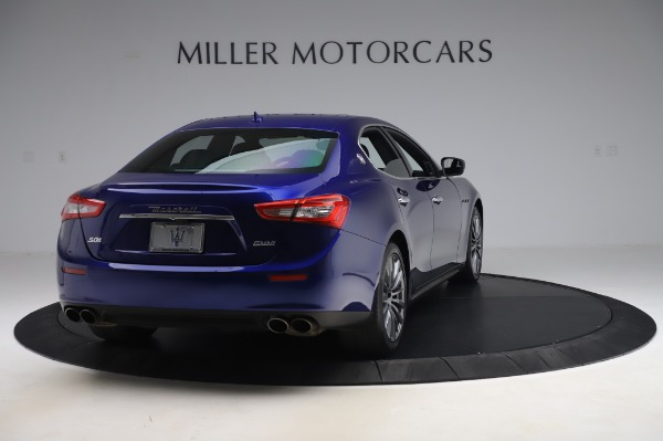Used 2017 Maserati Ghibli S Q4 for sale $41,900 at Pagani of Greenwich in Greenwich CT 06830 7