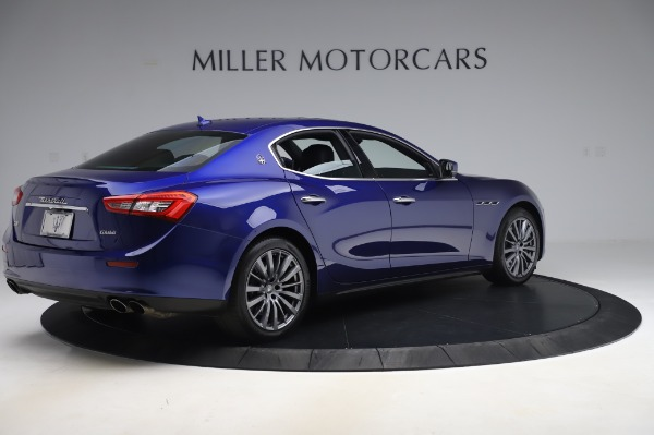 Used 2017 Maserati Ghibli S Q4 for sale $41,900 at Pagani of Greenwich in Greenwich CT 06830 8