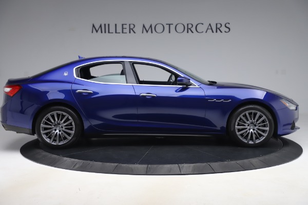 Used 2017 Maserati Ghibli S Q4 for sale $41,900 at Pagani of Greenwich in Greenwich CT 06830 9