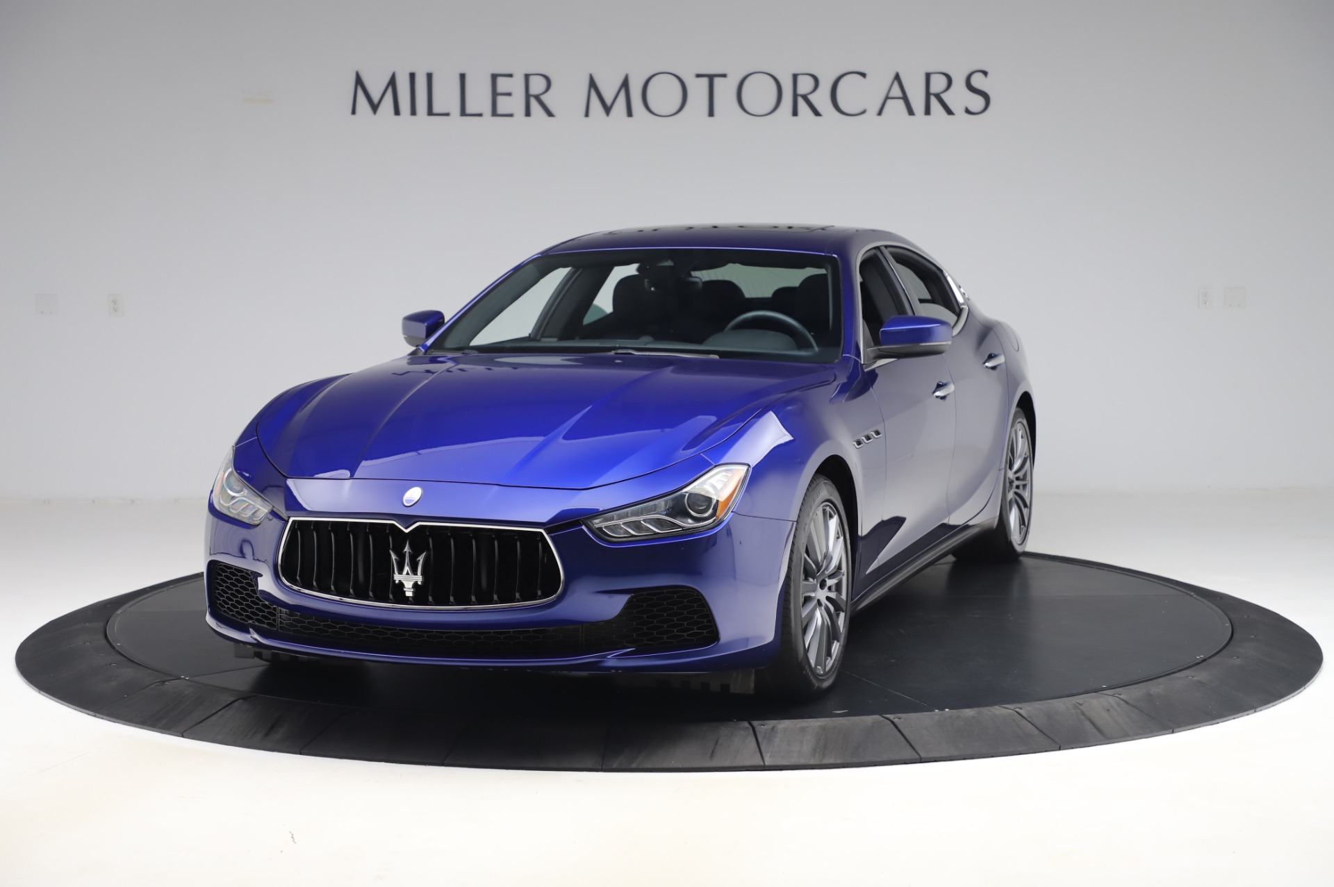 Used 2017 Maserati Ghibli S Q4 for sale $41,900 at Pagani of Greenwich in Greenwich CT 06830 1