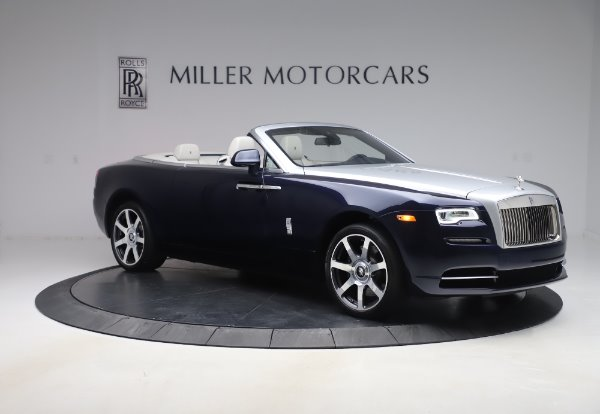 Used 2017 Rolls-Royce Dawn Base for sale $248,900 at Pagani of Greenwich in Greenwich CT 06830 10