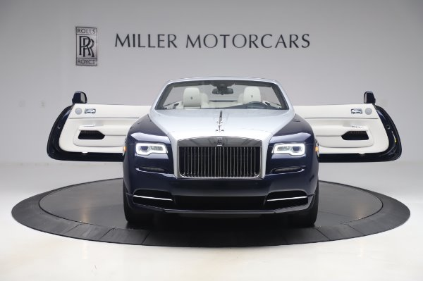 Used 2017 Rolls-Royce Dawn Base for sale $248,900 at Pagani of Greenwich in Greenwich CT 06830 11