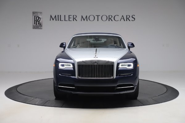 Used 2017 Rolls-Royce Dawn Base for sale $248,900 at Pagani of Greenwich in Greenwich CT 06830 12