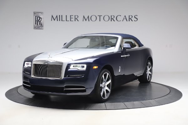 Used 2017 Rolls-Royce Dawn Base for sale $248,900 at Pagani of Greenwich in Greenwich CT 06830 13