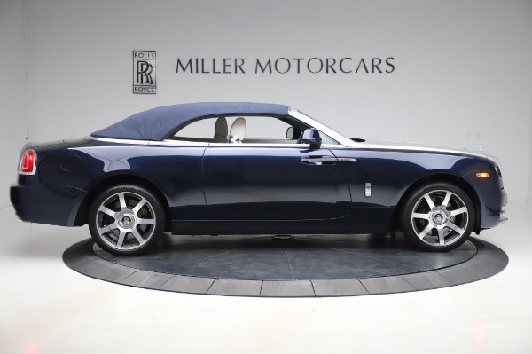Used 2017 Rolls-Royce Dawn Base for sale $248,900 at Pagani of Greenwich in Greenwich CT 06830 18