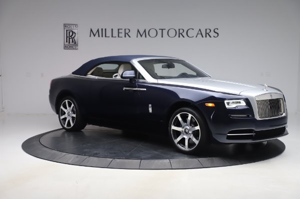Used 2017 Rolls-Royce Dawn Base for sale $248,900 at Pagani of Greenwich in Greenwich CT 06830 19