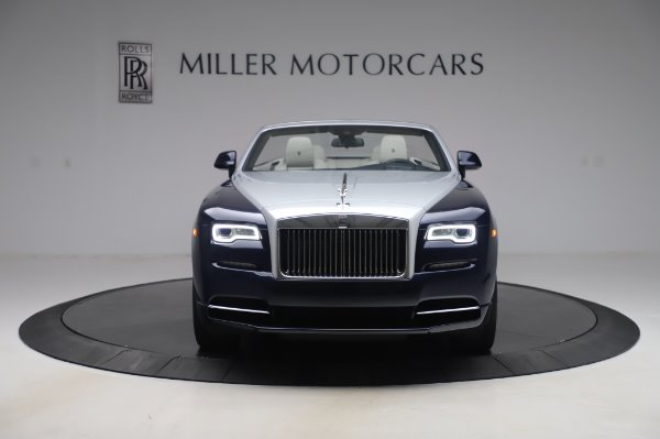 Used 2017 Rolls-Royce Dawn Base for sale $248,900 at Pagani of Greenwich in Greenwich CT 06830 2