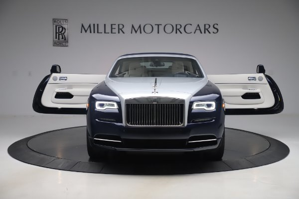 Used 2017 Rolls-Royce Dawn Base for sale $248,900 at Pagani of Greenwich in Greenwich CT 06830 20