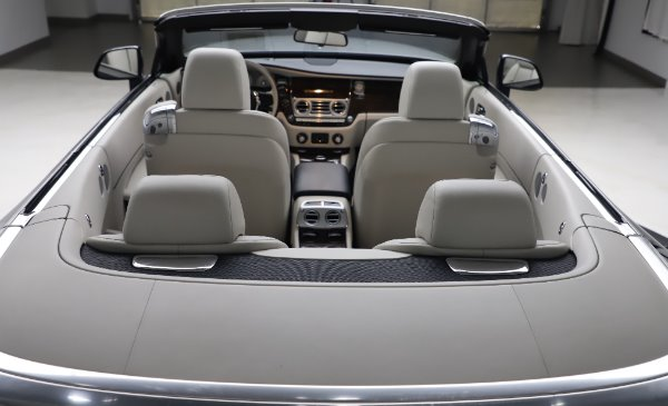 Used 2017 Rolls-Royce Dawn Base for sale $248,900 at Pagani of Greenwich in Greenwich CT 06830 26