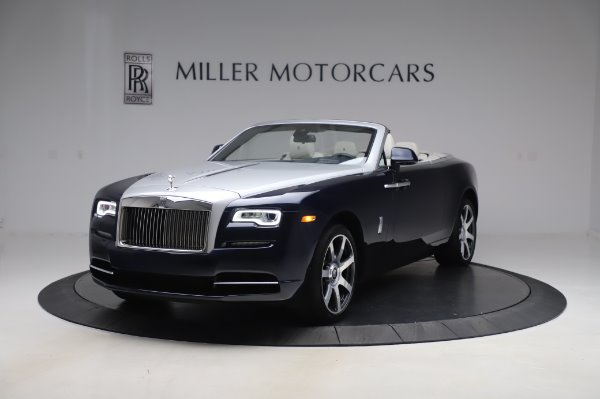 Used 2017 Rolls-Royce Dawn Base for sale $248,900 at Pagani of Greenwich in Greenwich CT 06830 3