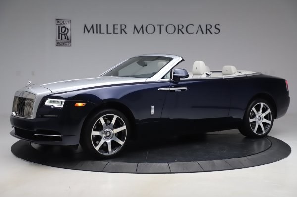 Used 2017 Rolls-Royce Dawn Base for sale $248,900 at Pagani of Greenwich in Greenwich CT 06830 4