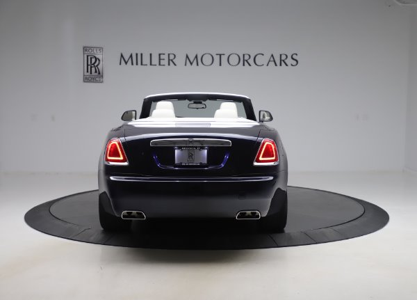 Used 2017 Rolls-Royce Dawn Base for sale $248,900 at Pagani of Greenwich in Greenwich CT 06830 7