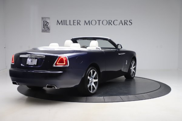 Used 2017 Rolls-Royce Dawn Base for sale $248,900 at Pagani of Greenwich in Greenwich CT 06830 8