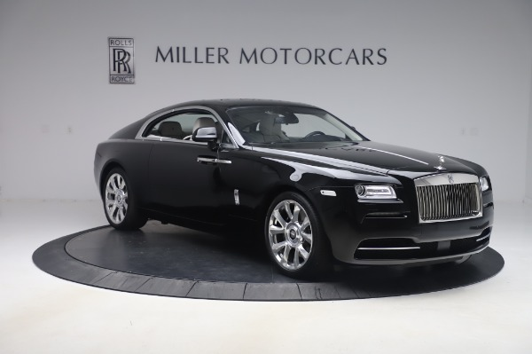 Used 2015 Rolls-Royce Wraith for sale $189,900 at Pagani of Greenwich in Greenwich CT 06830 10
