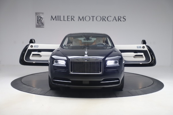 Used 2015 Rolls-Royce Wraith Base for sale $178,900 at Pagani of Greenwich in Greenwich CT 06830 11