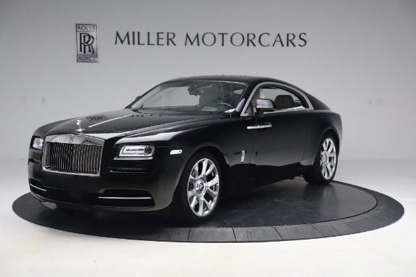 Used 2015 Rolls-Royce Wraith for sale $189,900 at Pagani of Greenwich in Greenwich CT 06830 2