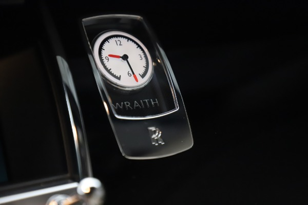Used 2015 Rolls-Royce Wraith Base for sale $178,900 at Pagani of Greenwich in Greenwich CT 06830 22