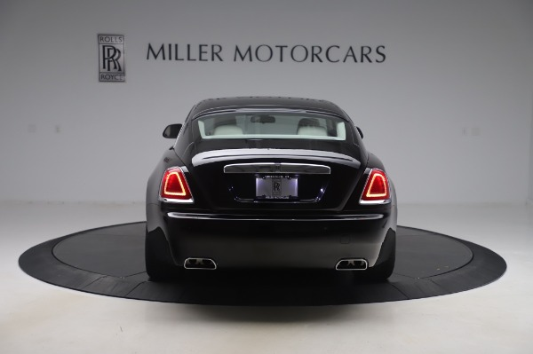 Used 2015 Rolls-Royce Wraith Base for sale $178,900 at Pagani of Greenwich in Greenwich CT 06830 6