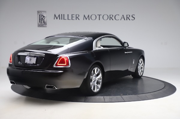 Used 2015 Rolls-Royce Wraith for sale $189,900 at Pagani of Greenwich in Greenwich CT 06830 7