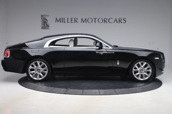 Used 2015 Rolls-Royce Wraith for sale $189,900 at Pagani of Greenwich in Greenwich CT 06830 8