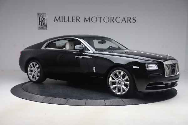 Used 2015 Rolls-Royce Wraith Base for sale $178,900 at Pagani of Greenwich in Greenwich CT 06830 9