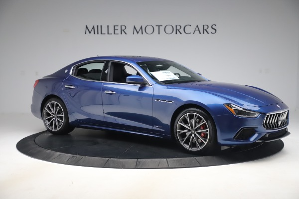 New 2020 Maserati Ghibli S Q4 GranSport for sale $94,935 at Pagani of Greenwich in Greenwich CT 06830 10