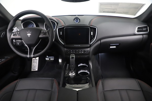 New 2020 Maserati Ghibli S Q4 GranSport for sale $94,935 at Pagani of Greenwich in Greenwich CT 06830 16