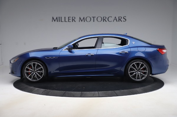 New 2020 Maserati Ghibli S Q4 GranSport for sale $94,935 at Pagani of Greenwich in Greenwich CT 06830 3