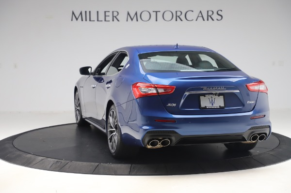 New 2020 Maserati Ghibli S Q4 GranSport for sale $94,935 at Pagani of Greenwich in Greenwich CT 06830 5