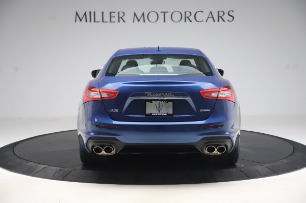 New 2020 Maserati Ghibli S Q4 GranSport for sale $94,935 at Pagani of Greenwich in Greenwich CT 06830 6