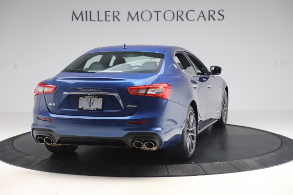 New 2020 Maserati Ghibli S Q4 GranSport for sale $94,935 at Pagani of Greenwich in Greenwich CT 06830 7