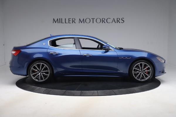 New 2020 Maserati Ghibli S Q4 GranSport for sale $94,935 at Pagani of Greenwich in Greenwich CT 06830 9