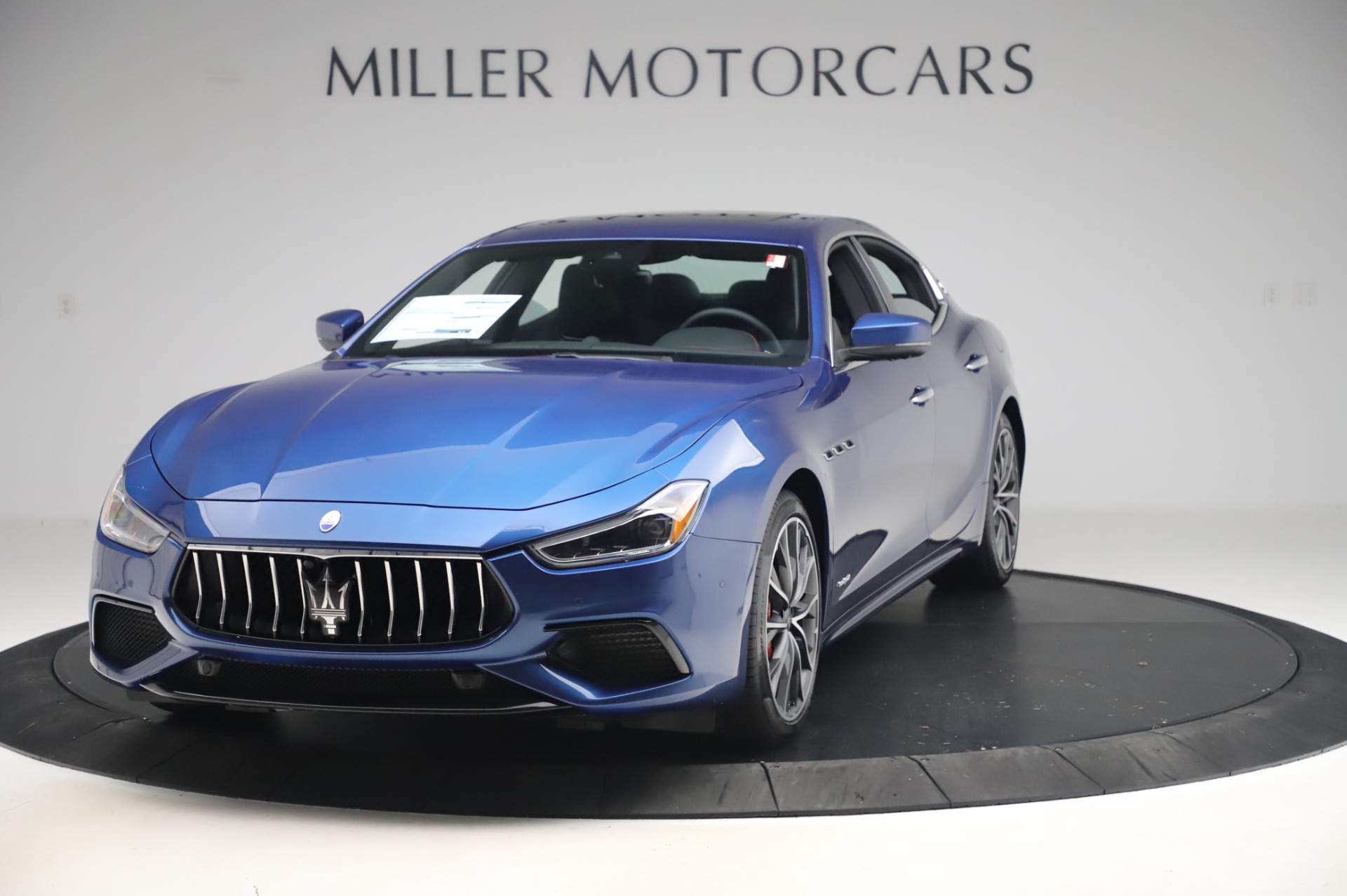 New 2020 Maserati Ghibli S Q4 GranSport for sale $94,935 at Pagani of Greenwich in Greenwich CT 06830 1