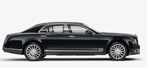 New 2020 Bentley Mulsanne for sale $360,875 at Pagani of Greenwich in Greenwich CT 06830 2
