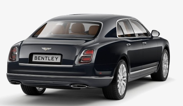 New 2020 Bentley Mulsanne for sale $360,875 at Pagani of Greenwich in Greenwich CT 06830 3