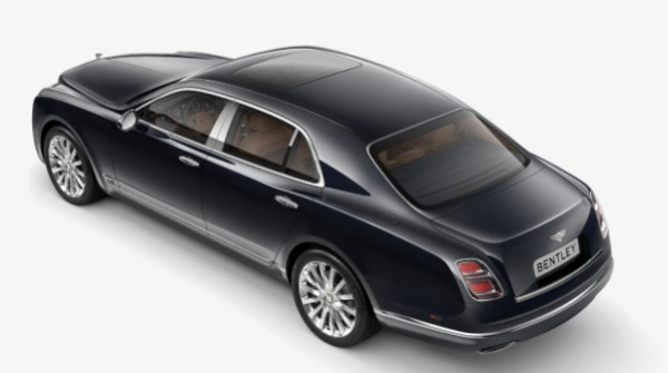 New 2020 Bentley Mulsanne for sale $360,875 at Pagani of Greenwich in Greenwich CT 06830 4