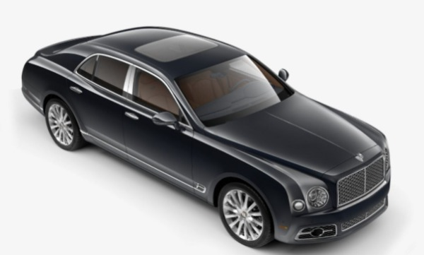 New 2020 Bentley Mulsanne for sale $360,875 at Pagani of Greenwich in Greenwich CT 06830 5