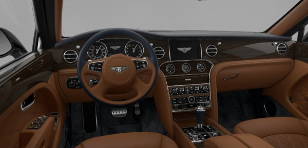 New 2020 Bentley Mulsanne for sale $360,875 at Pagani of Greenwich in Greenwich CT 06830 6
