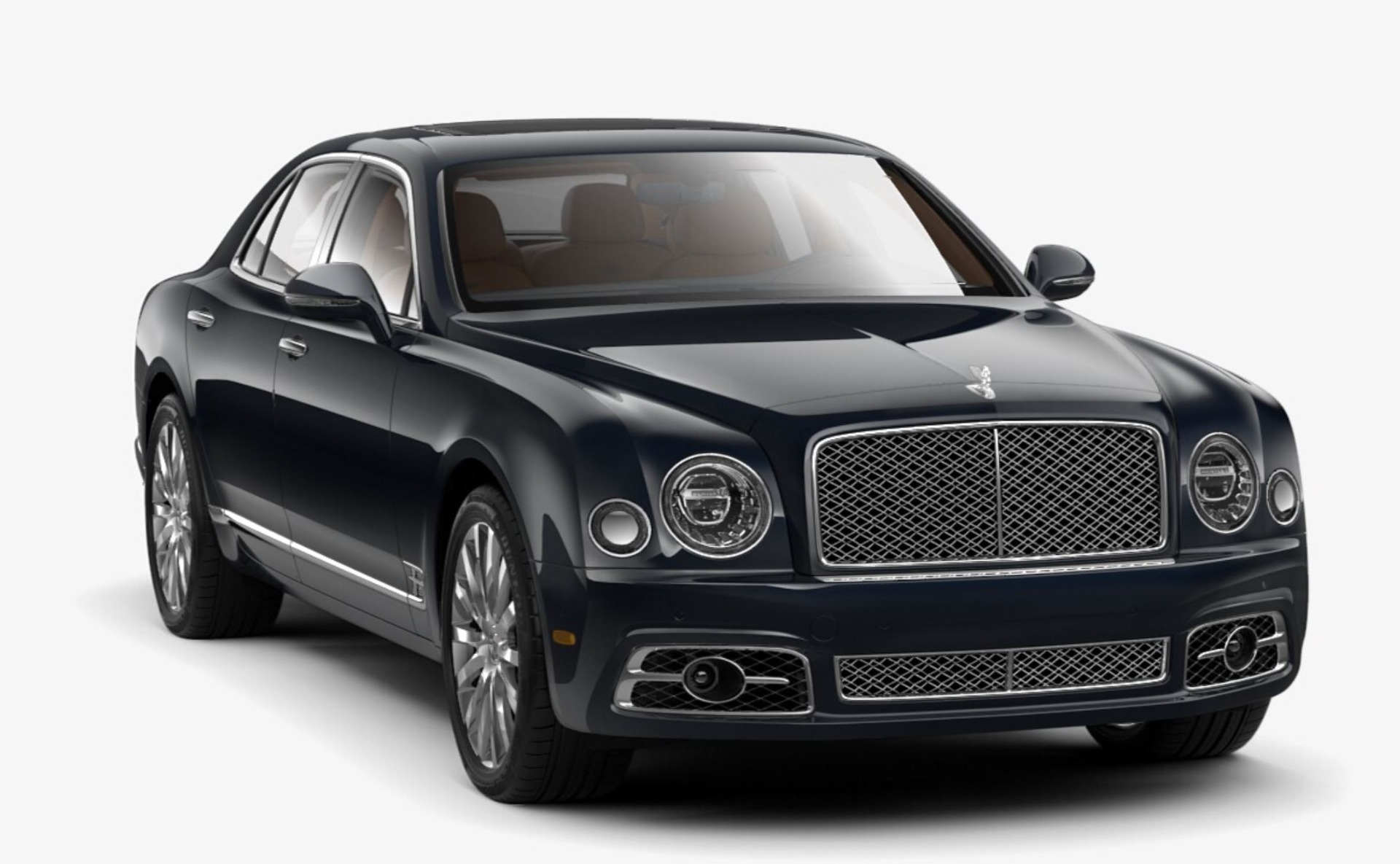 New 2020 Bentley Mulsanne for sale $360,875 at Pagani of Greenwich in Greenwich CT 06830 1