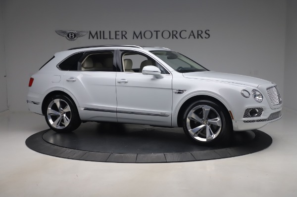New 2020 Bentley Bentayga Hybrid for sale $220,475 at Pagani of Greenwich in Greenwich CT 06830 10