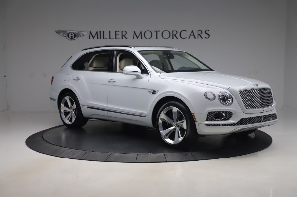 New 2020 Bentley Bentayga Hybrid for sale $220,475 at Pagani of Greenwich in Greenwich CT 06830 11