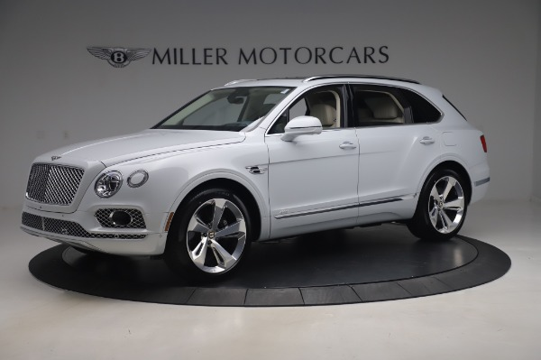 New 2020 Bentley Bentayga Hybrid for sale $220,475 at Pagani of Greenwich in Greenwich CT 06830 2