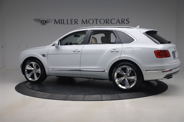 New 2020 Bentley Bentayga Hybrid for sale $226,695 at Pagani of Greenwich in Greenwich CT 06830 4