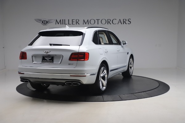 New 2020 Bentley Bentayga Hybrid for sale $226,695 at Pagani of Greenwich in Greenwich CT 06830 7