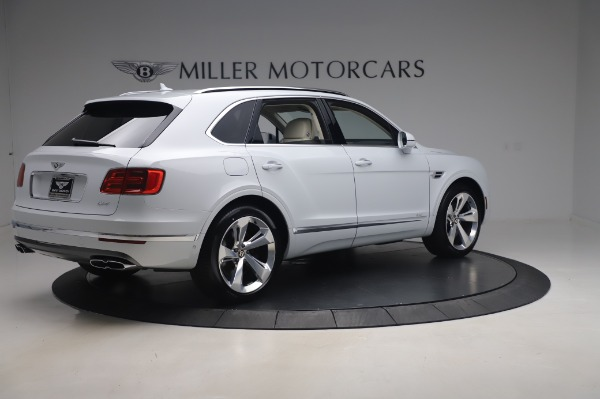 New 2020 Bentley Bentayga Hybrid for sale $226,695 at Pagani of Greenwich in Greenwich CT 06830 8