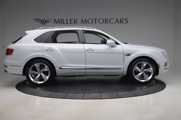 New 2020 Bentley Bentayga Hybrid for sale $226,695 at Pagani of Greenwich in Greenwich CT 06830 9
