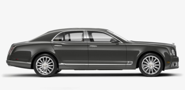 New 2020 Bentley Mulsanne for sale $356,020 at Pagani of Greenwich in Greenwich CT 06830 2