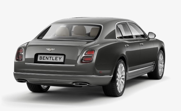 New 2020 Bentley Mulsanne for sale $356,020 at Pagani of Greenwich in Greenwich CT 06830 3