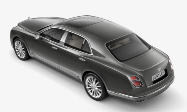 New 2020 Bentley Mulsanne for sale $356,020 at Pagani of Greenwich in Greenwich CT 06830 4