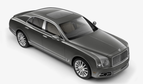 New 2020 Bentley Mulsanne for sale $356,020 at Pagani of Greenwich in Greenwich CT 06830 5